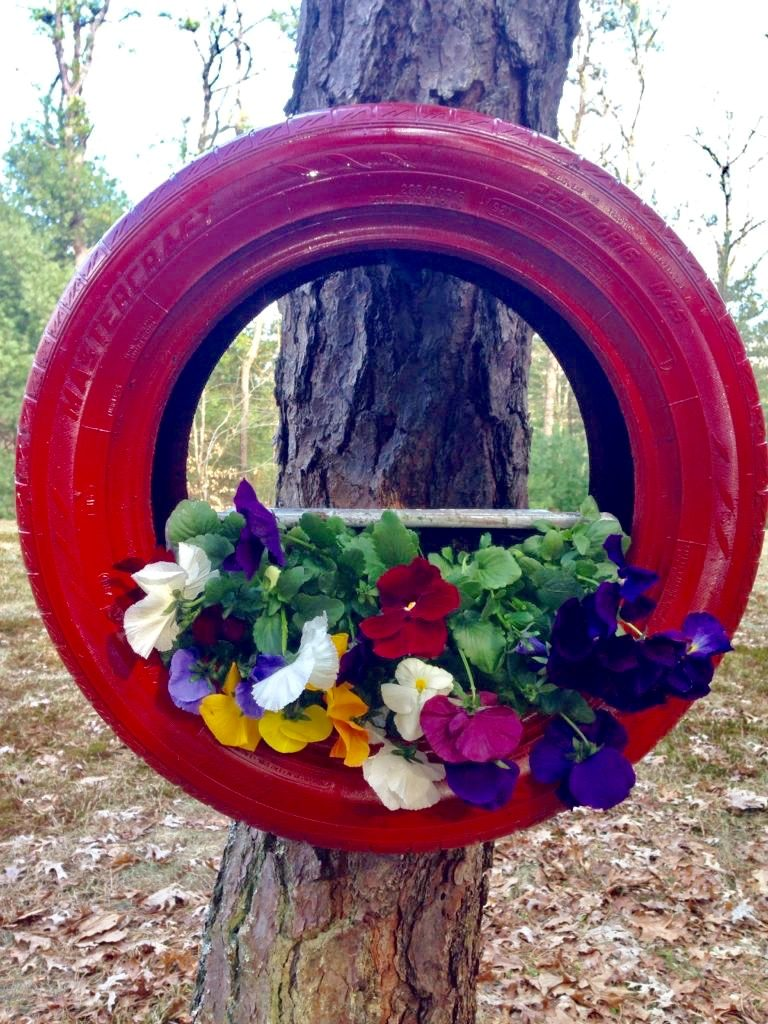 7 Upcycled DIY Projects For Your Outdoor Space Our Crafty Mom