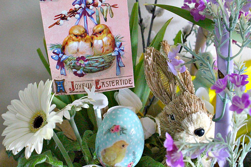 Martha Stewart Inspired Easter Basket Blog Hop Our Crafty Mom