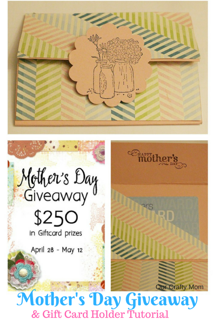 Mother's Day Giveaway Our Crafty Mom 2