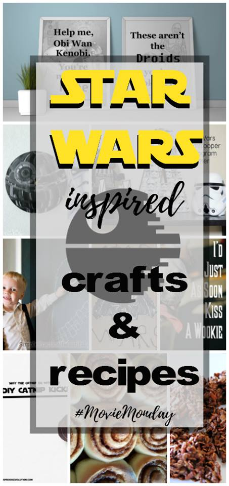 Movie Monday Challenge Star Wars Pinterest Our Crafty Mom