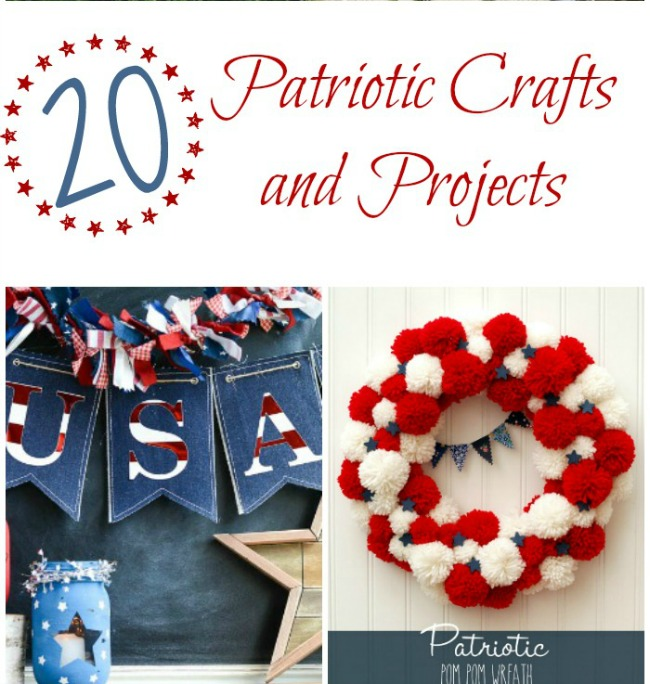 https://thecraftyblogstalker.com/20-patriotic-crafts-projects/
