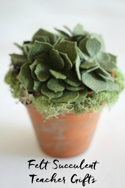 http://sparklelivingblog.com/2017/05/handmade-felt-succulent-gifts/