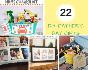 22 DIY Father's Day Gift Ideas The Guys Will Love