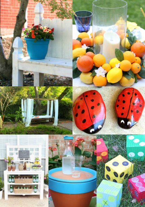 Come join the fun and link your blog posts at the Home Matters Linky Party 138. Find inspiration recipes, decor, crafts, organize -- Door Opens Friday EST.