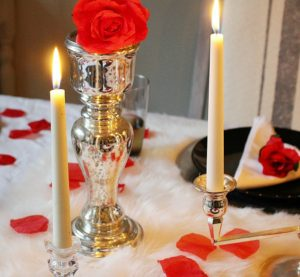 Phantom of the Opera Broadway Tablescape Blog Hop