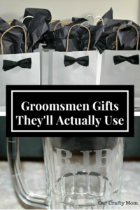 Wedding-Groomsmen Gifts They'll Actually Use
