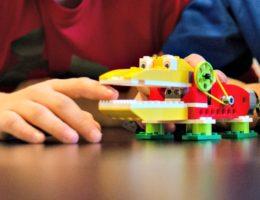 GIVEAWAY-LEGO® Snapology Mascot Sebastian Gator
