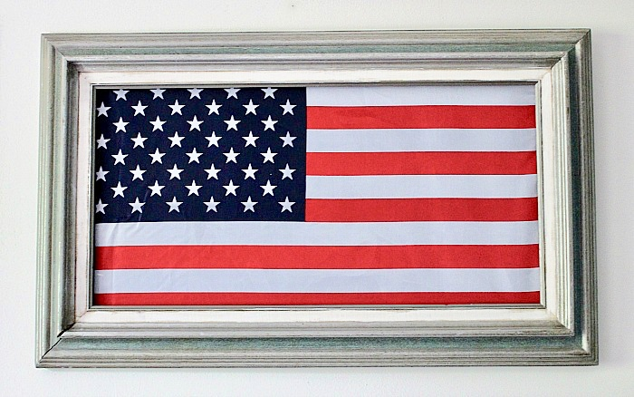 Fourth of July wall art