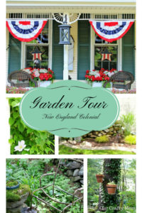 New England Colonial-Summer Home & Garden Tour-Guest Series