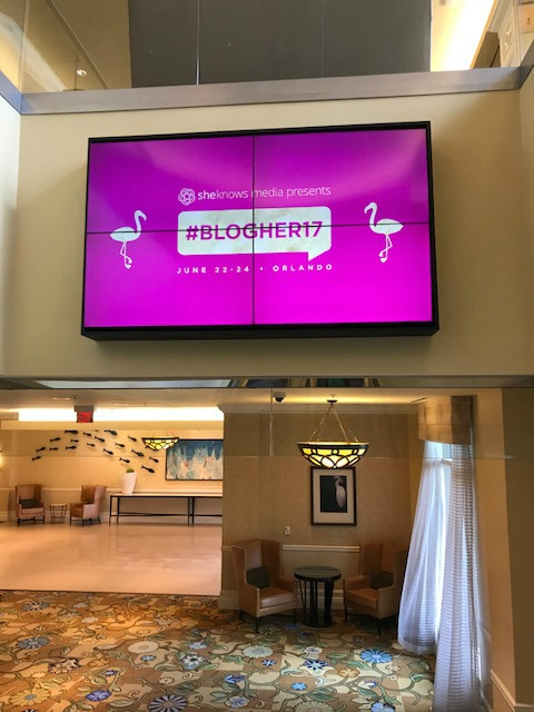Highlights From BlogHer Conference 2017 - #BlogHer17 Our Crafty Mom