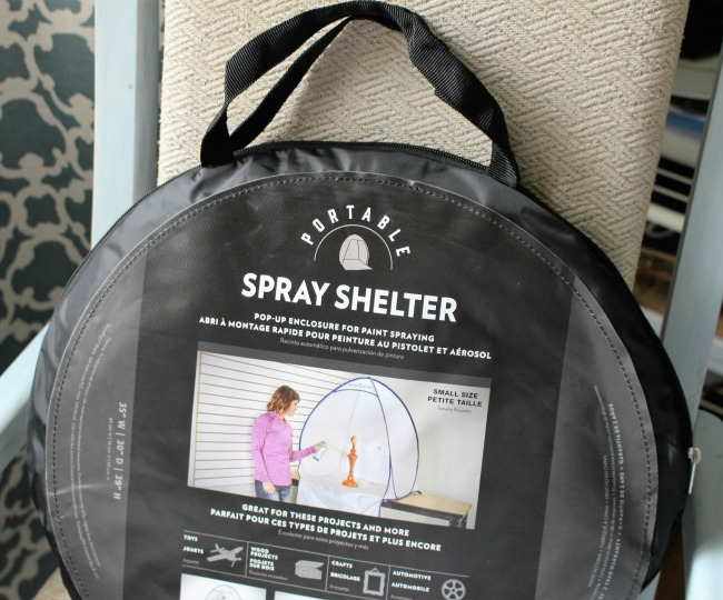 Spray Painting Made Easy With HomeRight & A Giveaway