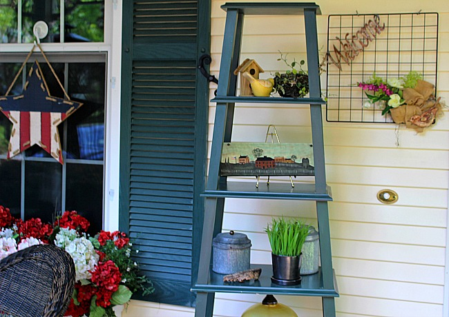Summer Home and Garden Tour-Guest Series Our Crafty Mom 3