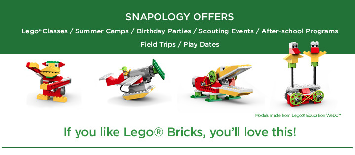 GIVEAWAY LEGO Snapology Our Crafty Mom