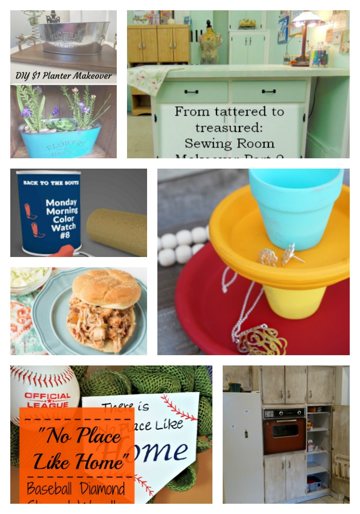 Come join the fun and link your blog posts at the Home Matters Linky Party 144. Find inspiration recipes, decor, crafts, organize -- Door Opens Friday EST.