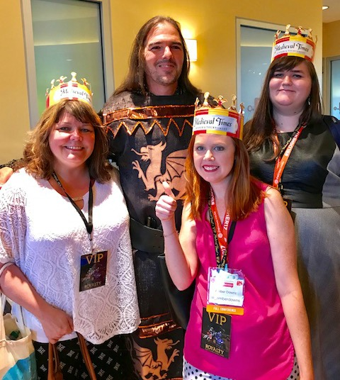 Highlights From BlogHer Conference 2017 - #BlogHer17 Our Crafty Mom 9