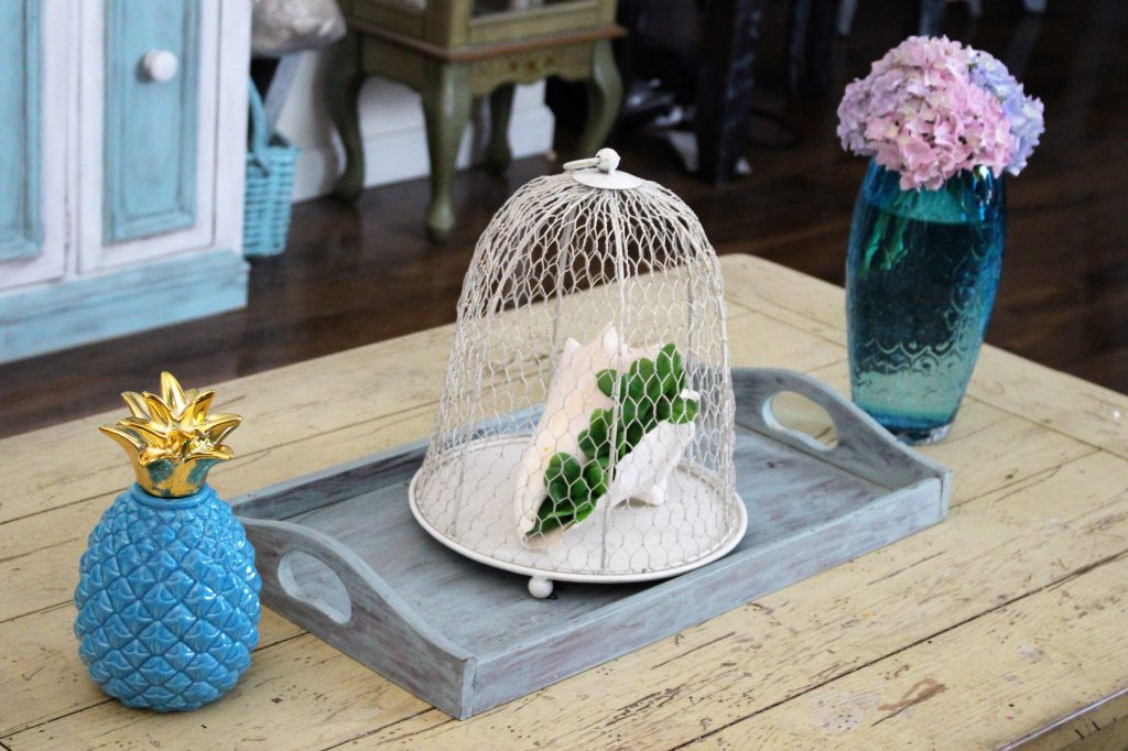Summer Living Room | Room by Room | Week 3 | Our Crafty Mom