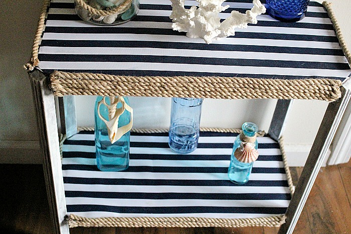Nautical Side Table Makeover Our Crafty Mom 9.jpg