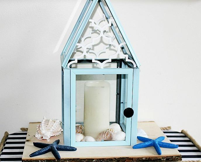 DIY-Lantern-From-Dollar-Store-Frames-Our-Crafty-Mom