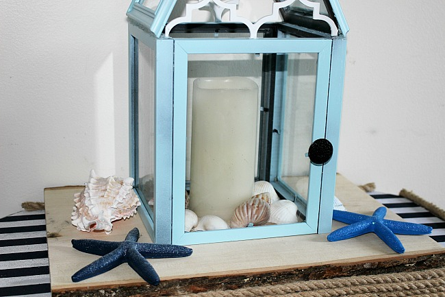 DIY Lantern From Dollar Store Picture Frames Our Crafty Mom