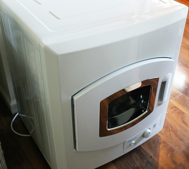 NewAir Portable Dryer - Perfect For Apartment Living - Our Crafty Mom