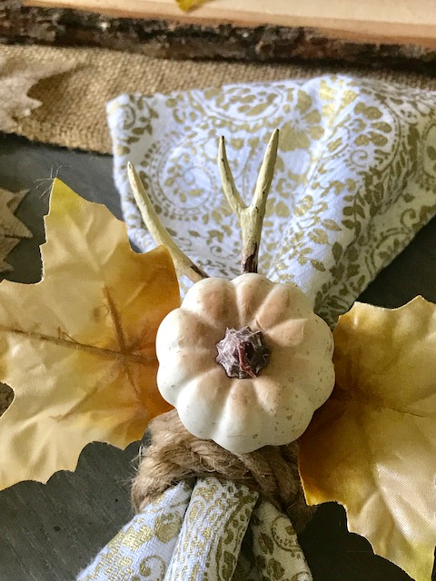 Create A Neutral Fall Tablescape Our Crafty Mom