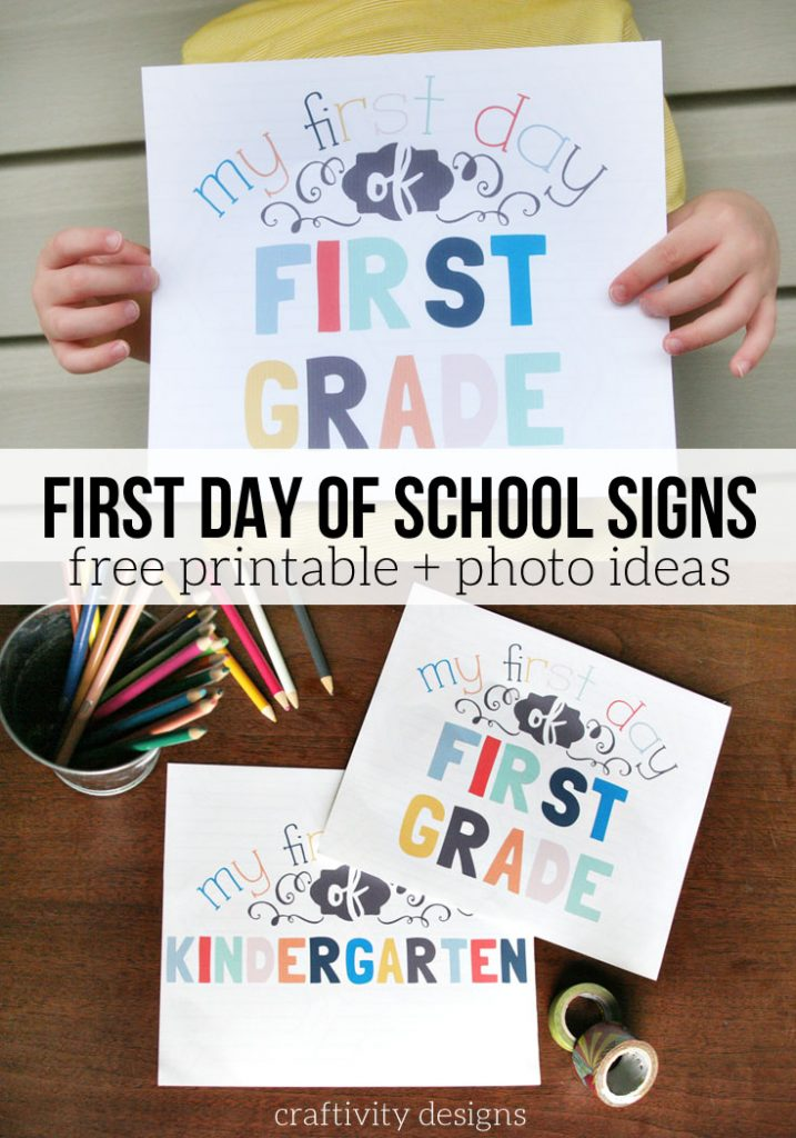 25+ Quick & Easy Back To School Ideas Our Crafty Mom