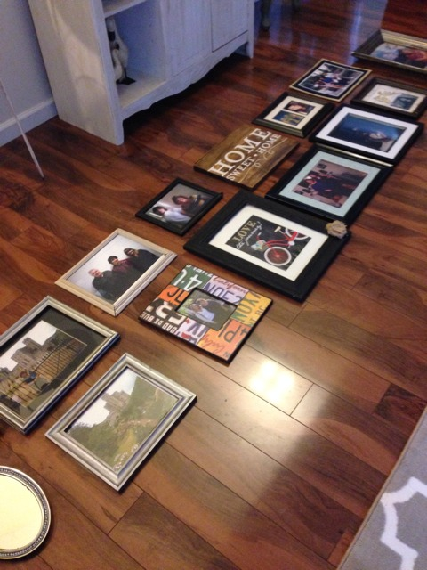 Simple Tips and Tricks For Creating A Gallery Wall Our Crafty Mom