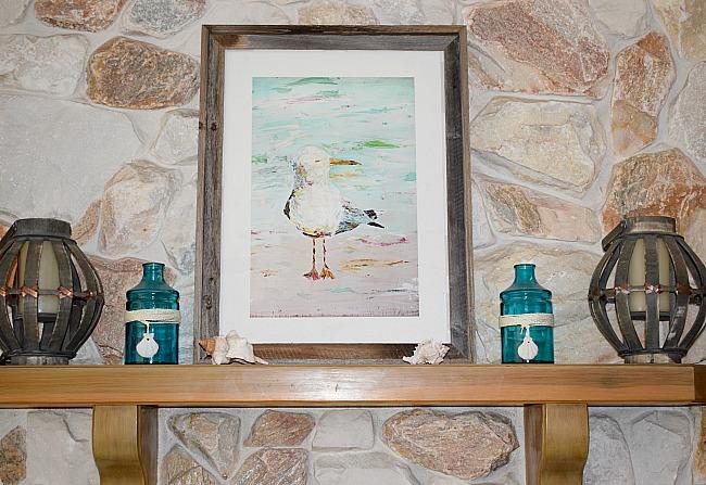 Tour A Bright Coastal Home With DIY Custom Touches