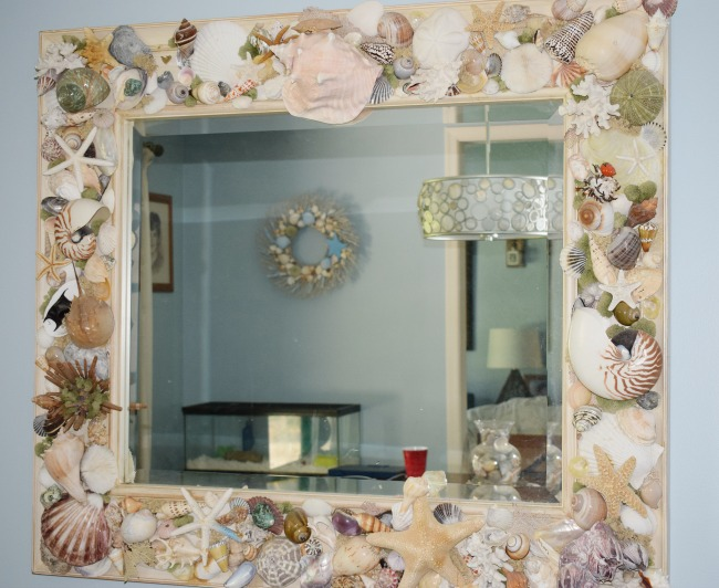 Tour a coastal home Our Crafty mom