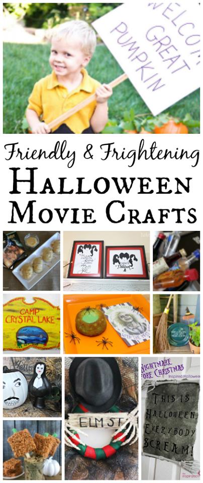 Freddy Krueger Halloween Wreath - Movie Monday Challenge