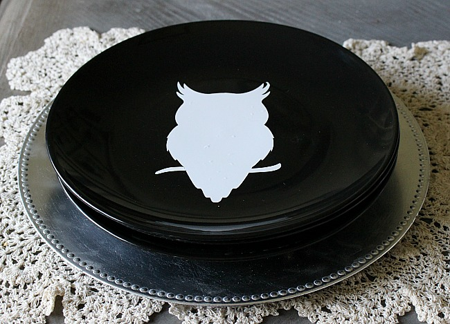 DIY Halloween Plates Our Crafty Mom