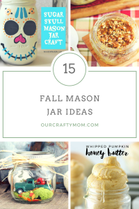 15 Fall Mason Jar Ideas And Merry Monday 173
