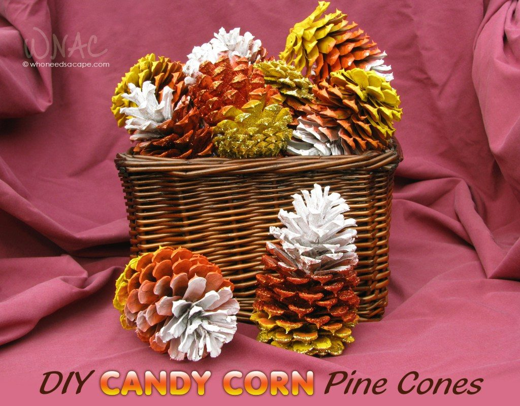 Candy Corn Ideas - Roundup -Smart Fun DIY