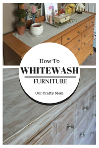 How To Whitewash Furniture-ORC Week 3-Master Bedroom