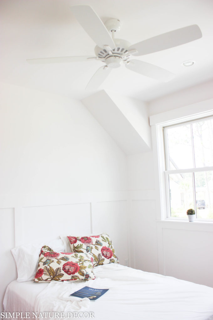 Big Reveal Space Above The Garage - Simple Nature Decor - HMLP 156 Feature