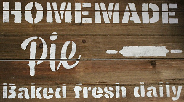 How To Make A DIY Farmhouse Kitchen Sign Our Crafty Mom