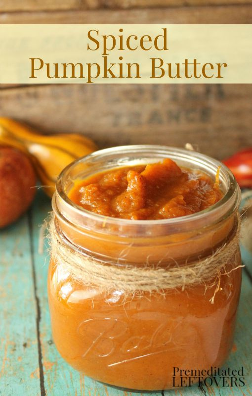 20 Pumpkin Food And Drink Recipes - Our Crafty Mom