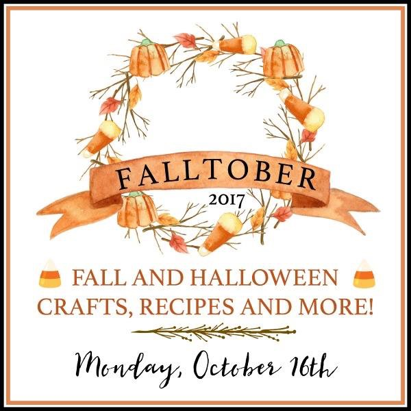 Falltober 2017-Fall And Halloween Crafts, Recipes & More Our Crafty Mom