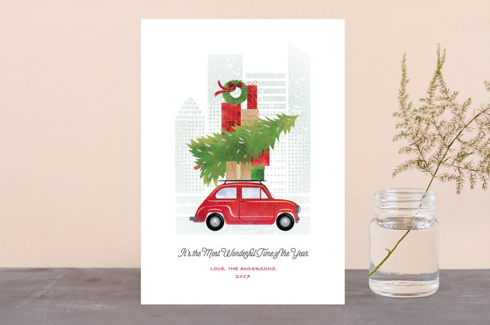 How To Pick The Perfect Holiday Card Our Crafty Mom