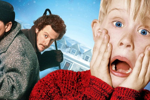 25 Christmas Movies Blog Hop - Home Alone - Our Crafty Mom