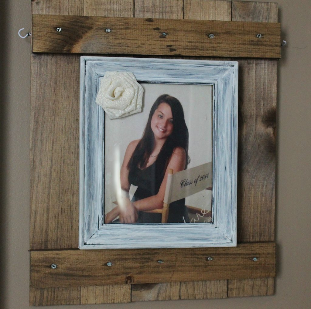 DIY Rustic Frames-How To Choose Artwork-ORC Week 5 Our Crafty Mom