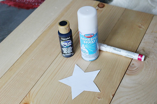 DIY Wood Holiday Sign-Craft Lightning-Our Crafty Mom