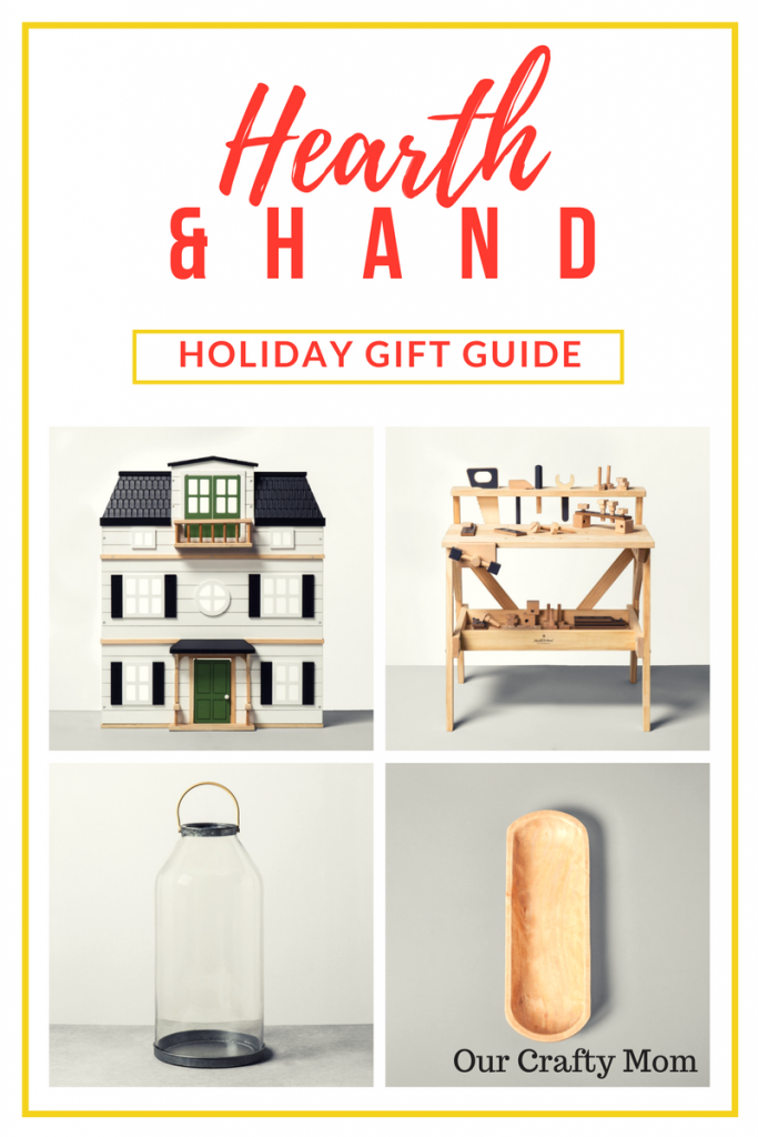 10 Favorite Hearth & Hand Picks | Holiday Gift Guide | Our Crafty Mom