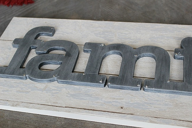 How To Make Faux Galvanized Metal From Chipboard Our Crafty Mom