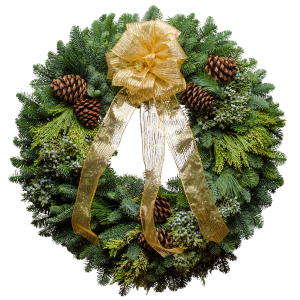 Christmas Wreath Giveaway - Our Crafty Mom