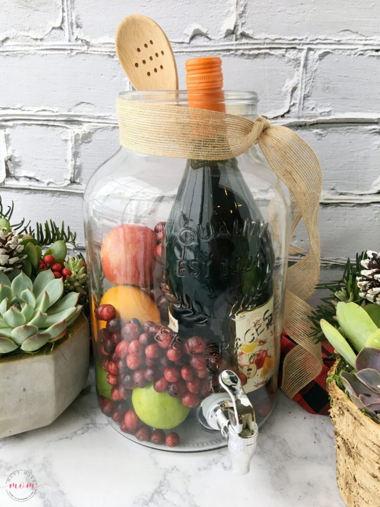 Thanksgiving Cocktail Recipes You Will Love Merry Monday 181 - Our Crafty Mom #cocktails #thanksgiving