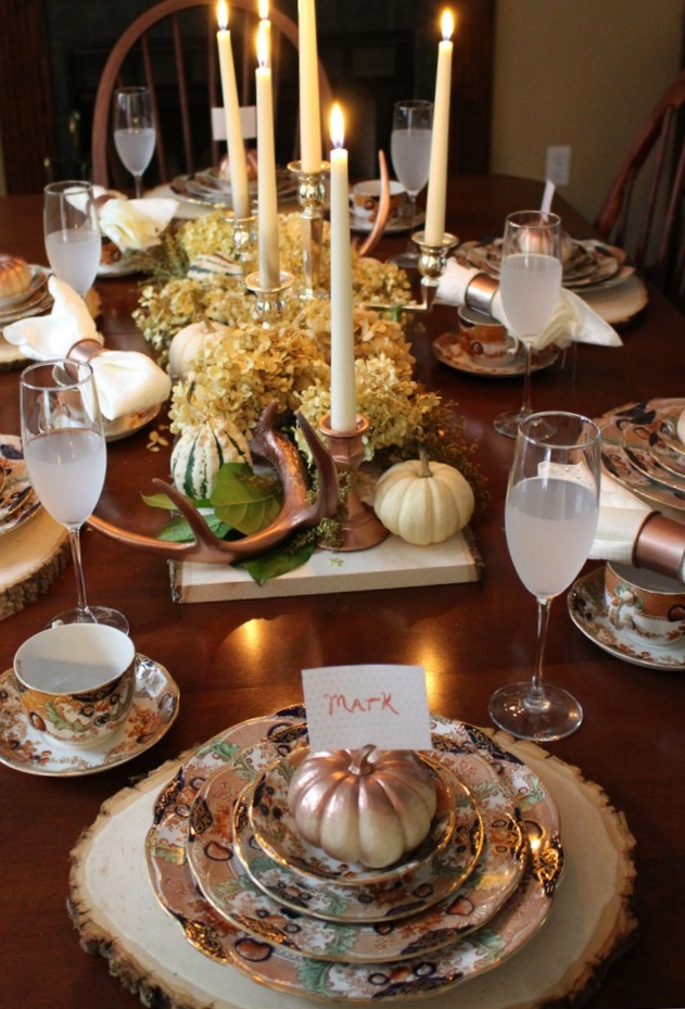 Thanksgiving Blog Hop - Our Crafty Mom
