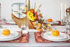 Thanksgiving Tablescape Ideas-23 Bloggers Share Ideas
