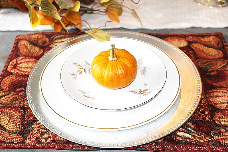 Thanksgiving Tablescape Ideas-23 Bloggers Share Ideas Our Crafty Mom