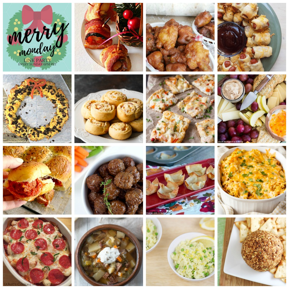 15 Quick And Easy Appetizer Ideas And Merry Monday 184